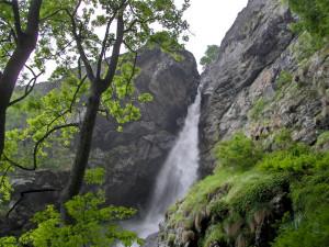 "Водопад ""Бабско пръскало"" 54 м."
