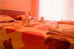 Розовата стая, БРЪМОВАТА къща, Павел баня