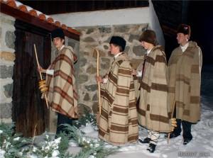 Коледа в Павел баня