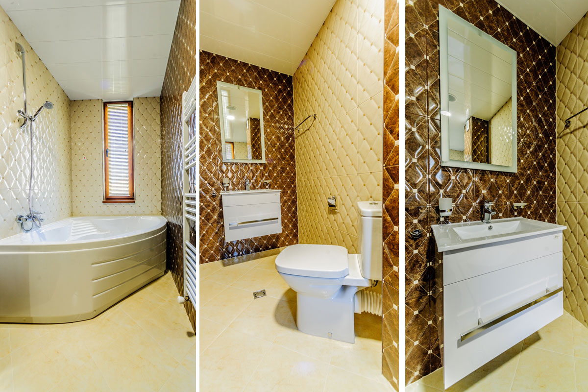 Хотел Алиса, Пвел баня