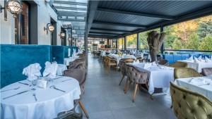 Ресторант Маркони, Павел баня